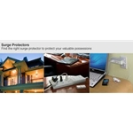 Energy Savers, Surge Protectors