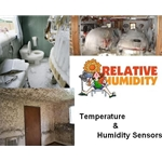 Temperature and Humidity Sensors