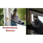 Window/Door Sensors