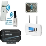 Internet Based Freeze Alarms