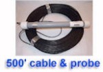 Probe for Winland Vehicle Alert w/ 500' Cable (1012-05) (special order)