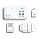 Skylink Wireless Security System - SC-100 Deluxe Kit