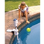 PoolEye Inground Pool Alarm System w/ Infrared Perimeter Detection PE22