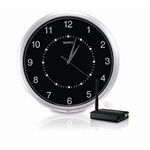 SecurityMan ClockCam Wi-Fi Interference Free Wireless Wall Clock Hidden Camera Kit