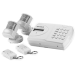 Dakota Alert Wireless Security System: AD-01-Kit  Auto Dialer with Wireless Accessories
