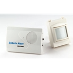 Dakota Alert IRWR-3000 Wireless PIR Kit