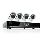 SVAT Expandable 8 Channel H.264 Smart DVR Security System