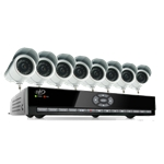 SVAT 8 Channel H.264 Smart DVR Security System