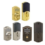 Schlage LiNK Z-Wave Deadbolt Lock
