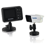 SecurityMan PalmCam Weatherproof Portable Wireless Rearview Camera System