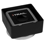 KJB Security H6001 iTrail GPS Data Logger  by SleuthGear With Magnetic Case