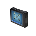 KJB Security DVR160 Mini Touch Screen Portable DVR with Hard Drive