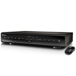 Swann DVR8-2550 8 Channel Networking Digital Video Recorder with Smartphone Viewing