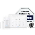 SecurityMan Air-AlarmIIE D.I.Y. Wireless Smart Home Alarm System
