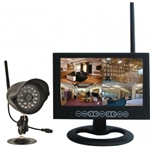 KJB Security C1197 Quad View Camera Set