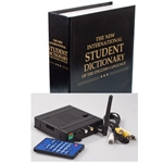 KJB Security  SleuthGear Zone Shield Wireless Kit w/ Book Camera