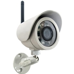 KJB Security C1194 Outdoor/Indoor Camera for Sleuthgear Zone Shield Wireless Systems