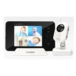 Lorex LW2401 LIVE Sense  baby monitor with wireless camera