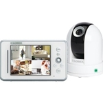 Lorex LIVE Sense PT LW2450 Wireless Video Home Monitoring System