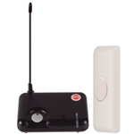 Safety Technology Wireless Alert Series STI-34600 Wireless Doorbell Button Alert