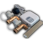 FloodStop For Washing Machines FS 3/4H-90 v4 Lead Free (90 deg Valves), automatic water shut off, shut off valve