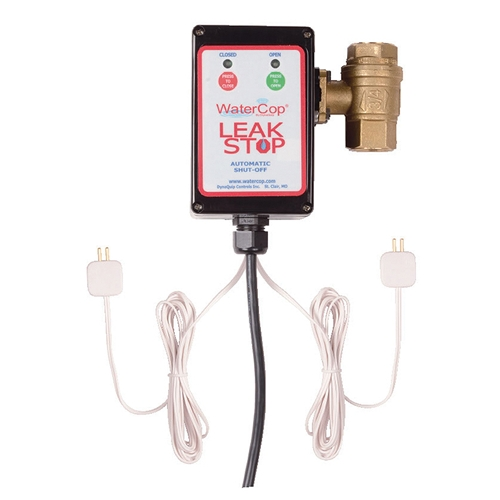 WaterCop Leakstop single appliance water shutoff valve