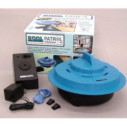 Pool Patrol Pool Alarm with Wireless Remote Receiver PA-30