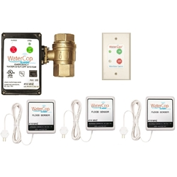 "WaterCop Leakstop ""Lieutenant"" whole house water detection system"