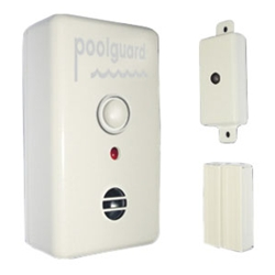 Poolguard Door Alarm with Wireless Passthrough - NO Delay DAPT-WT