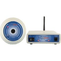 Wireless Freeze Alarm