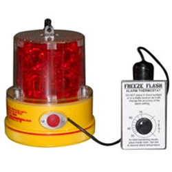 Temperature Warning Light - Freeze Flash - (FZ-5)