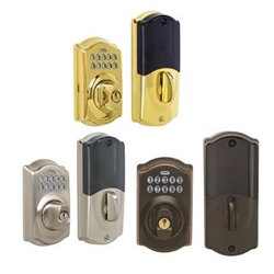 Schlage Link Z Wave Deadbolt Lock