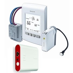 Honeywell EConnect Wireless Line Voltage Thermostat w/ Gateway