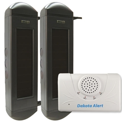 Dakota Alert BBA-2500 Wireless Break Beam Sensor Kit