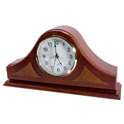 KJB SleuthGear Mantel Clock QUAD