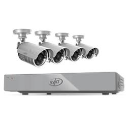 SVAT 11020 Smartphone Compatible DVR Surveillance System