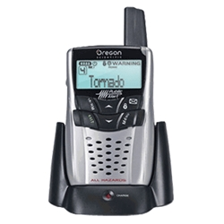 Oregon Scientific WR602 Portable Public Alert Radio