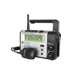 Midland XT511 22-Channel GMRS Emergency Crank Radio