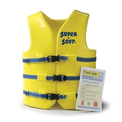Texas Recreation Super Soft Uscg Adult Life Vests
