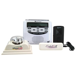 Midland Weather Alert Radio with Light and Vibrator