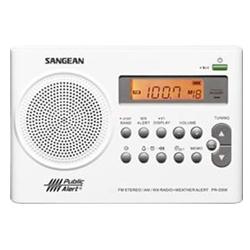 Sangean Emergency Weather Hazard Radio