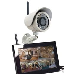 KJB Security Zone Shield Outdoor Camera