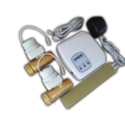 New Floodstop Washing Machine Valve Shutoff Kit FS3/4H v4