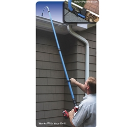 ... Home Safety Home Maintenance VertaLok VGS722 Gutter Cleaning System