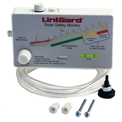 LintGard Dryer Safety Monitor