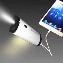 PowerNow Grande - Tablet iPad and cell phone charger