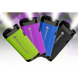Datexx PowerNow Buddy -2400mA mobile power bank