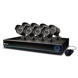 Swann DVR16-3200 TruBlue 960H 8ch DVR with 1TB HDD & 8 x PRO-642 Cameras