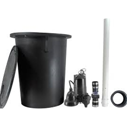 Metropolitan Industries Ion Econ Sump Package 18