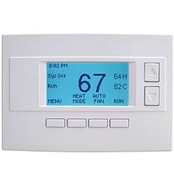 Residential Control Systems TZ45 Z-Wave Communicating Thermostat